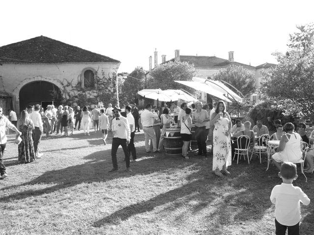 Le mariage de Vincent et Sabrina à Sainte-Bazeille, Lot-et-Garonne 156