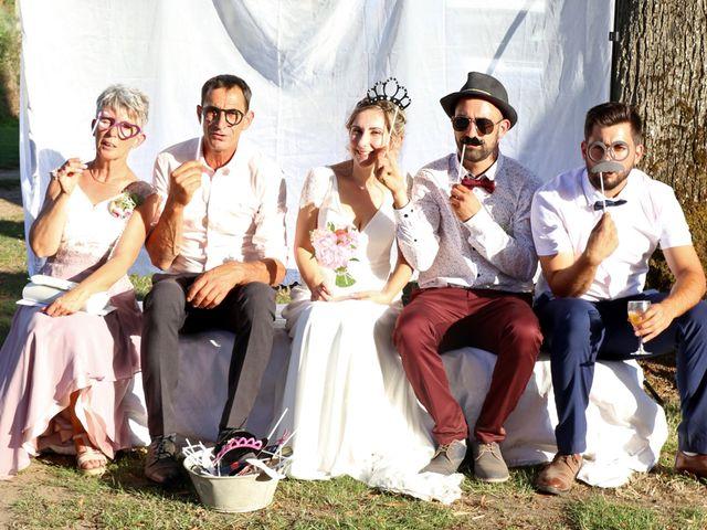 Le mariage de Vincent et Sabrina à Sainte-Bazeille, Lot-et-Garonne 175