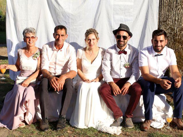 Le mariage de Vincent et Sabrina à Sainte-Bazeille, Lot-et-Garonne 176