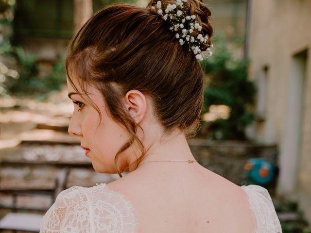 Le mariage de Felicien et Helene à Saint-Privat, Ardèche 10