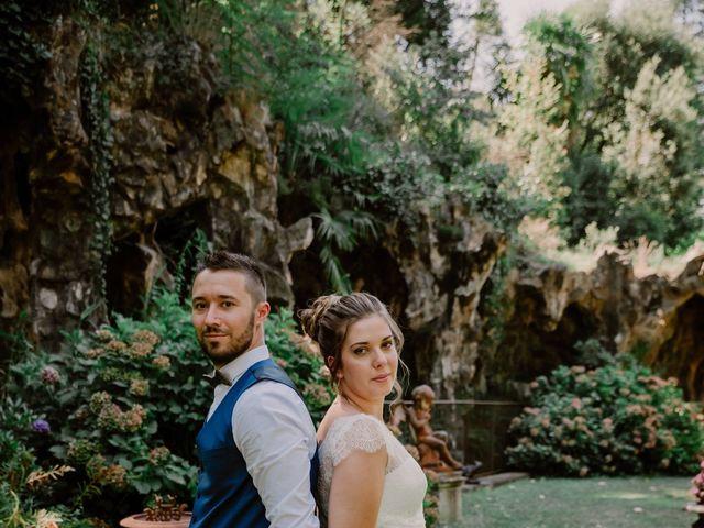 Le mariage de Felicien et Helene à Saint-Privat, Ardèche 14
