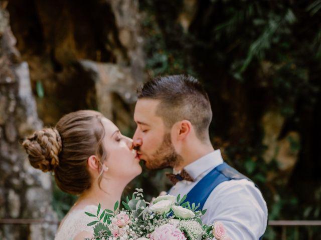 Le mariage de Felicien et Helene à Saint-Privat, Ardèche 15