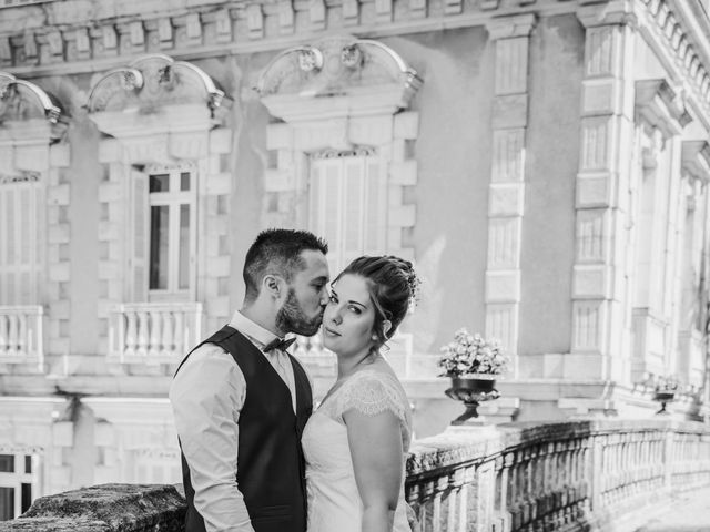 Le mariage de Felicien et Helene à Saint-Privat, Ardèche 16