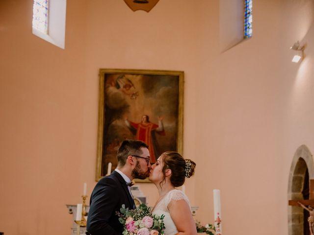 Le mariage de Felicien et Helene à Saint-Privat, Ardèche 19