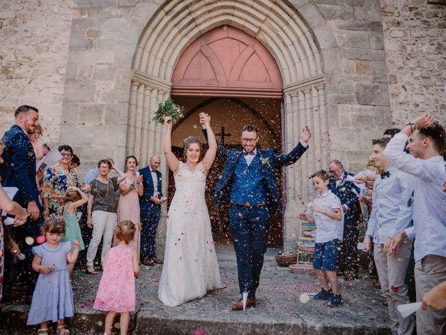 Le mariage de Felicien et Helene à Saint-Privat, Ardèche 20