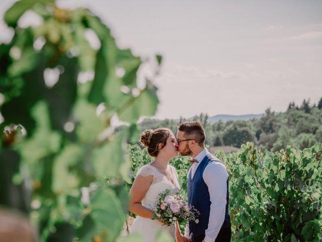 Le mariage de Felicien et Helene à Saint-Privat, Ardèche 21
