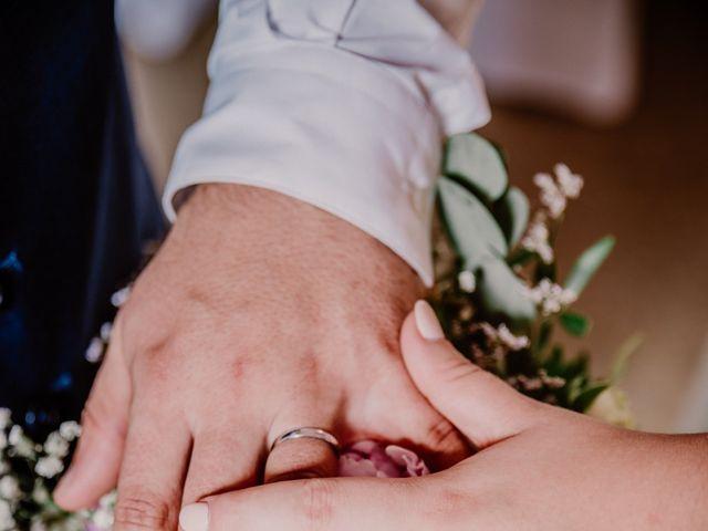 Le mariage de Felicien et Helene à Saint-Privat, Ardèche 23
