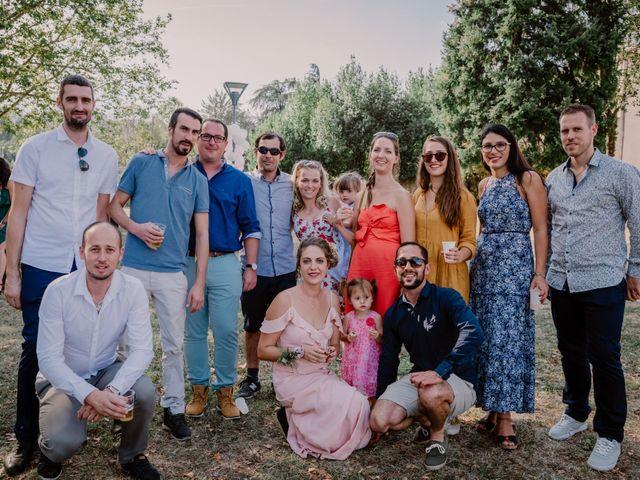 Le mariage de Felicien et Helene à Saint-Privat, Ardèche 31
