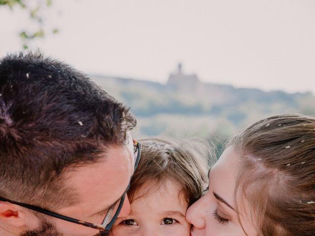 Le mariage de Felicien et Helene à Saint-Privat, Ardèche 32
