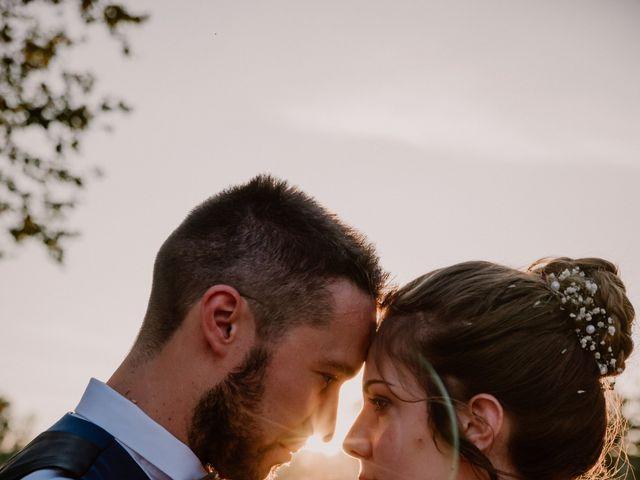 Le mariage de Felicien et Helene à Saint-Privat, Ardèche 36