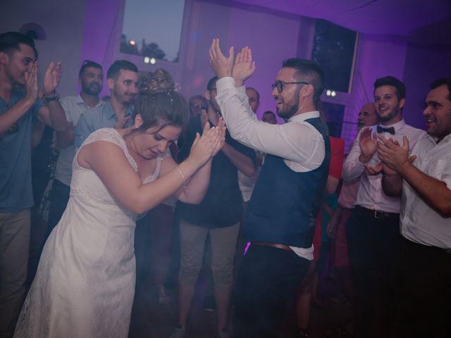 Le mariage de Felicien et Helene à Saint-Privat, Ardèche 38