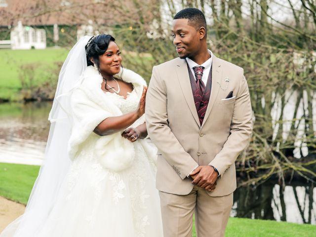 Le mariage de Raphaël et Béatrice à Les Mesnuls, Yvelines 26