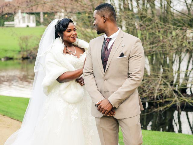 Le mariage de Raphaël et Béatrice à Les Mesnuls, Yvelines 27