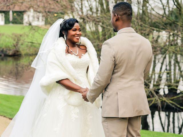 Le mariage de Raphaël et Béatrice à Les Mesnuls, Yvelines 28