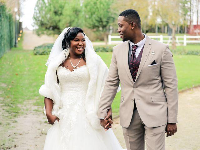 Le mariage de Raphaël et Béatrice à Les Mesnuls, Yvelines 31