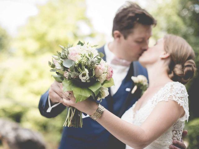 Le mariage de Axel et Marie-Gabrielle