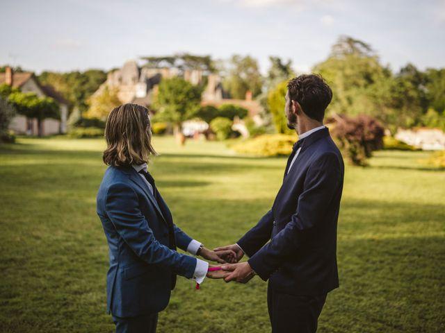 Le mariage de Arnaud et Yann