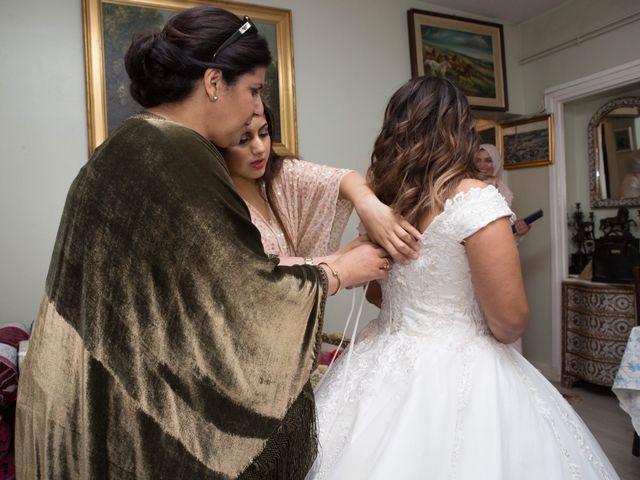 Le mariage de Nathan et Souhaila à Gennevilliers, Hauts-de-Seine 1