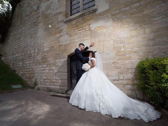 Le mariage de Nathan et Souhaila à Gennevilliers, Hauts-de-Seine 8