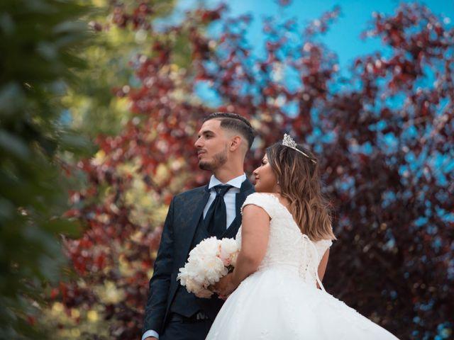 Le mariage de Nathan et Souhaila à Gennevilliers, Hauts-de-Seine 11