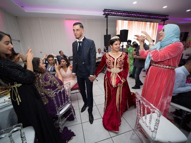 Le mariage de Nathan et Souhaila à Gennevilliers, Hauts-de-Seine 15