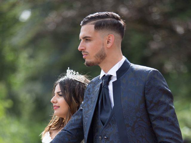 Le mariage de Nathan et Souhaila à Gennevilliers, Hauts-de-Seine 17