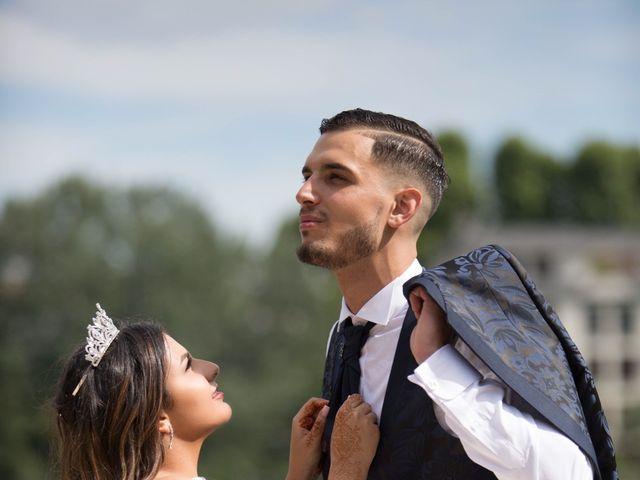 Le mariage de Nathan et Souhaila à Gennevilliers, Hauts-de-Seine 18