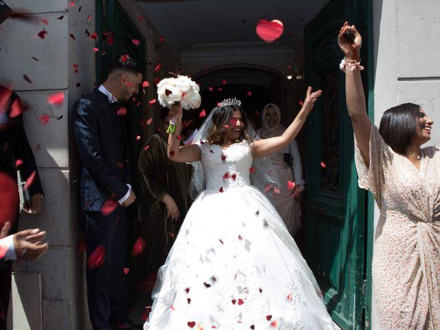 Le mariage de Nathan et Souhaila à Gennevilliers, Hauts-de-Seine 20
