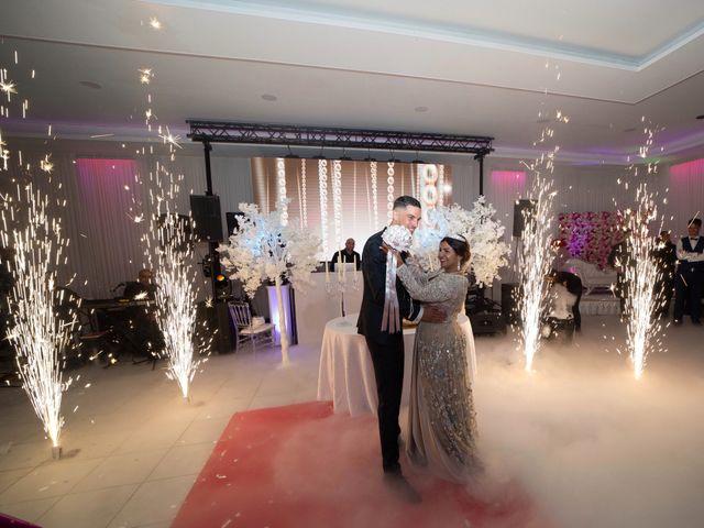 Le mariage de Nathan et Souhaila à Gennevilliers, Hauts-de-Seine 21