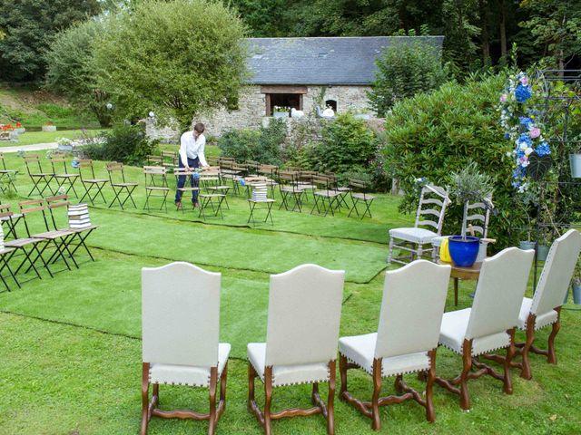Le mariage de Sébastien et Aude à Bohars, Finistère 3