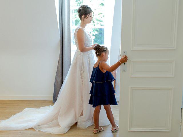 Le mariage de Sébastien et Aude à Bohars, Finistère 61