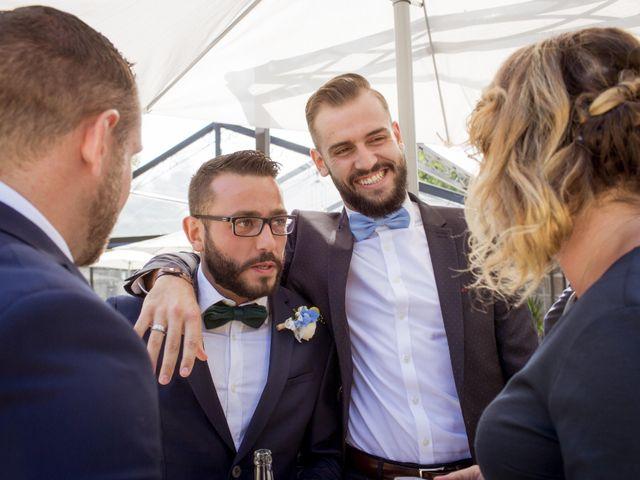Le mariage de Sébastien et Aude à Bohars, Finistère 69