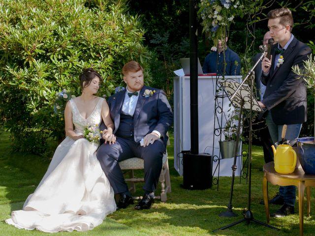 Le mariage de Sébastien et Aude à Bohars, Finistère 105