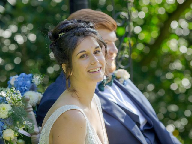 Le mariage de Sébastien et Aude à Bohars, Finistère 111
