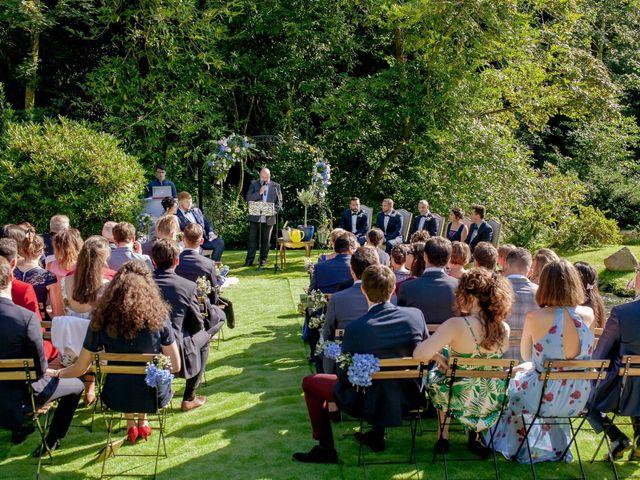 Le mariage de Sébastien et Aude à Bohars, Finistère 112