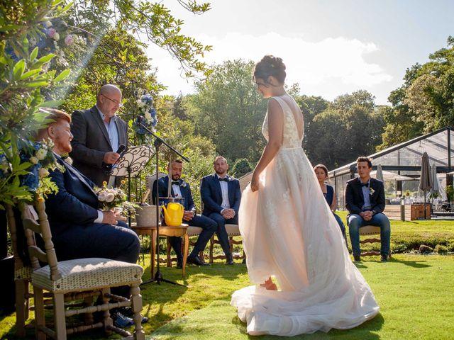 Le mariage de Sébastien et Aude à Bohars, Finistère 92