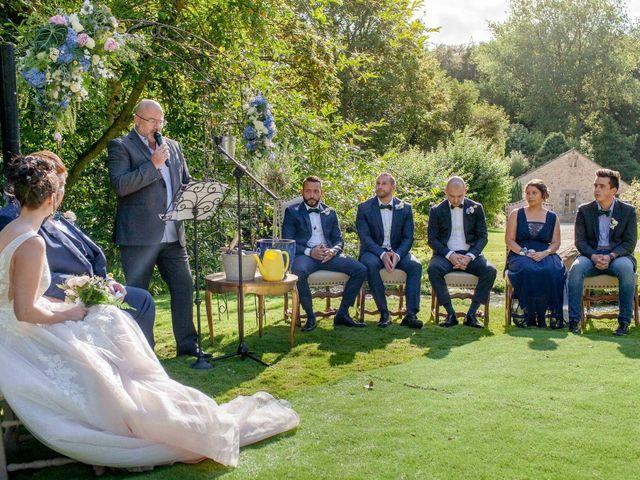 Le mariage de Sébastien et Aude à Bohars, Finistère 95