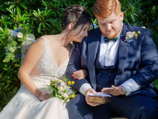 Le mariage de Sébastien et Aude à Bohars, Finistère 20