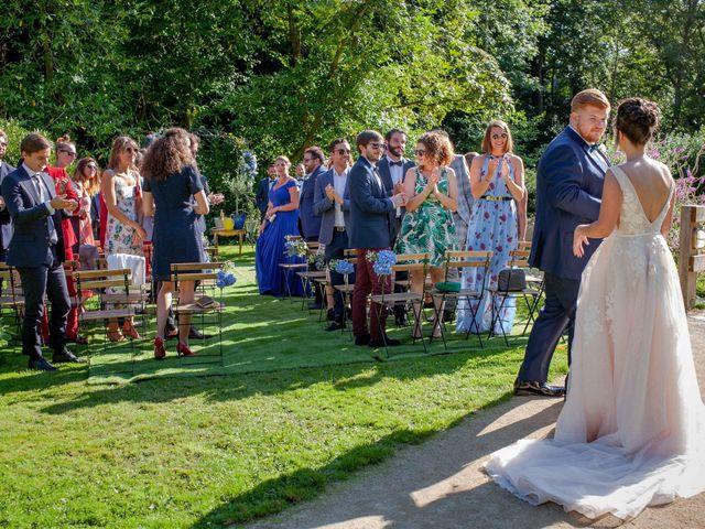Le mariage de Sébastien et Aude à Bohars, Finistère 21