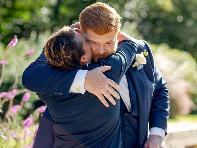 Le mariage de Sébastien et Aude à Bohars, Finistère 22