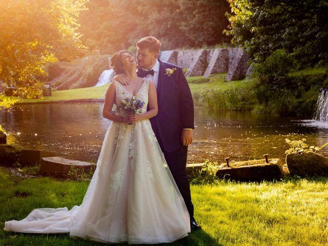 Le mariage de Sébastien et Aude à Bohars, Finistère 14