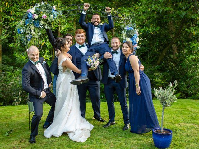 Le mariage de Sébastien et Aude à Bohars, Finistère 19