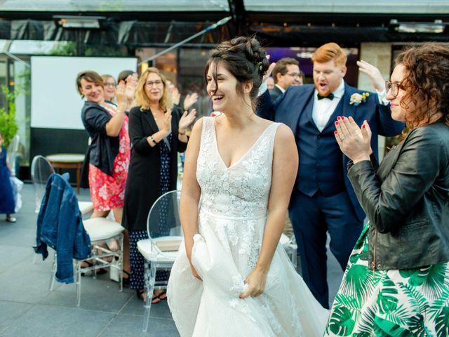 Le mariage de Sébastien et Aude à Bohars, Finistère 50