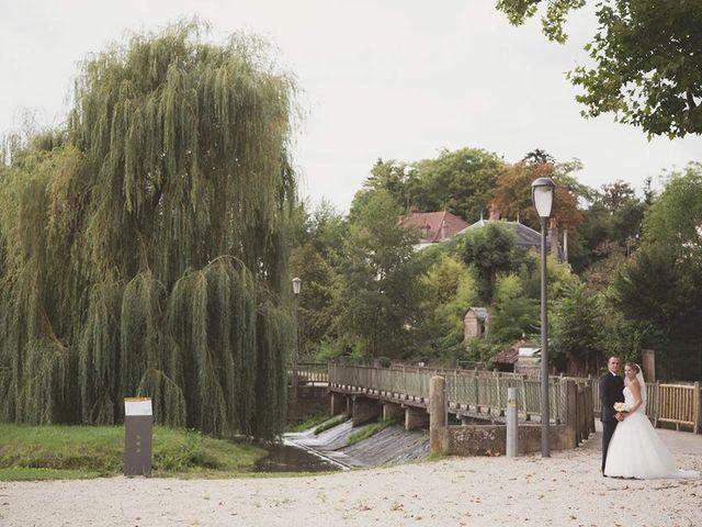 Le mariage de Romuald et Justine à Turny, Yonne 1