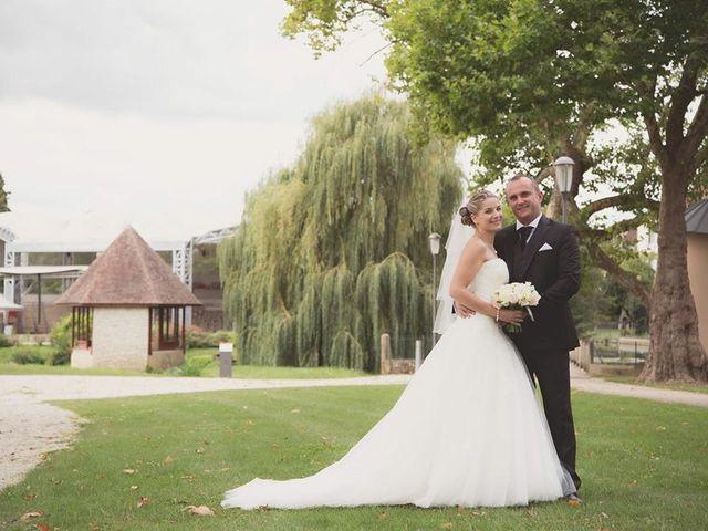 Le mariage de Romuald et Justine à Turny, Yonne 6