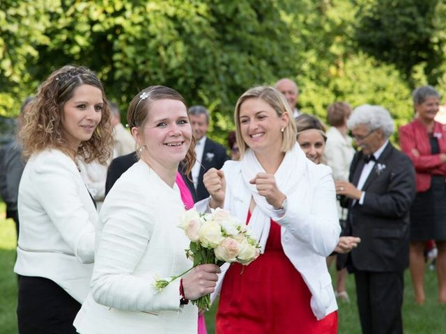Le mariage de Romuald et Justine à Turny, Yonne 9