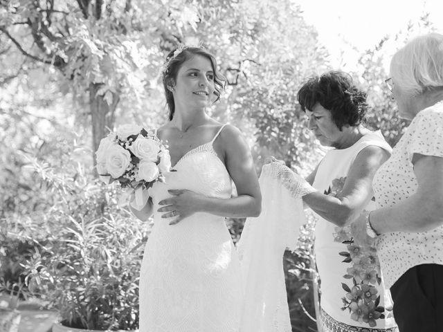 Le mariage de Johan et Amelie à Peypin, Bouches-du-Rhône 18