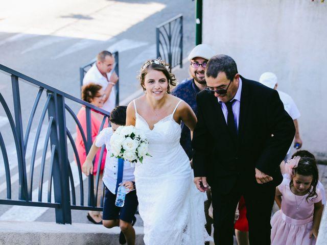 Le mariage de Johan et Amelie à Peypin, Bouches-du-Rhône 23