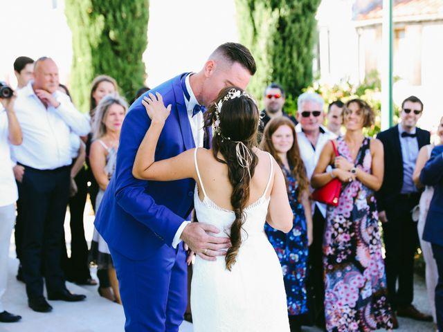 Le mariage de Johan et Amelie à Peypin, Bouches-du-Rhône 24