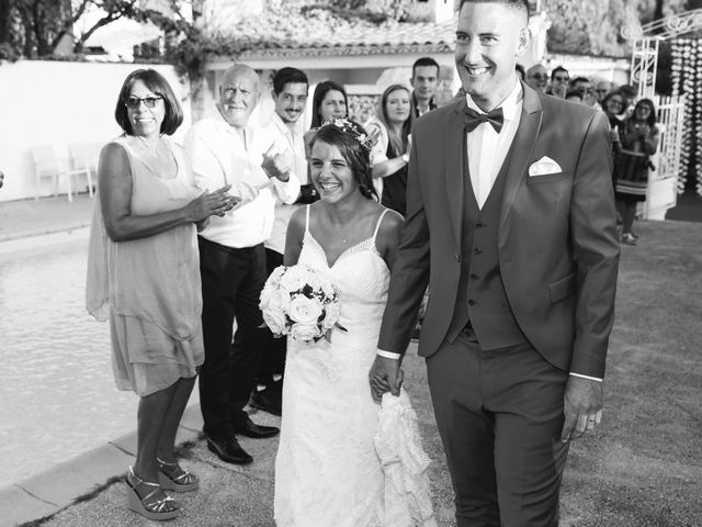 Le mariage de Johan et Amelie à Peypin, Bouches-du-Rhône 51